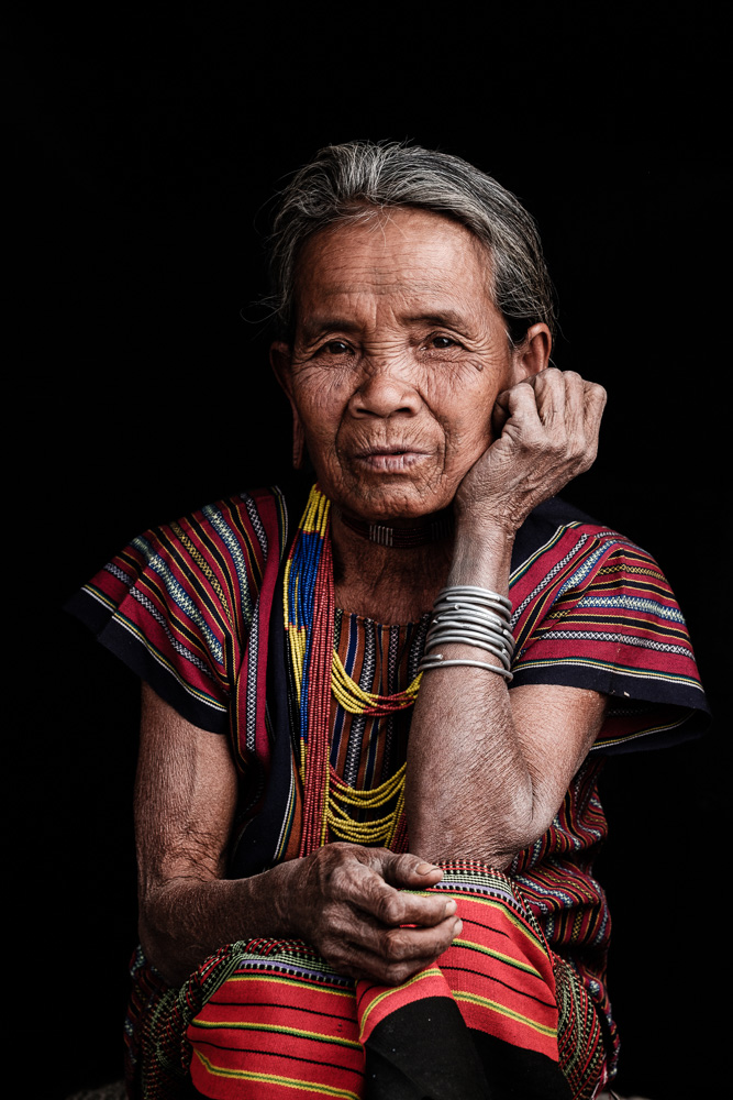 Brao People, Laos